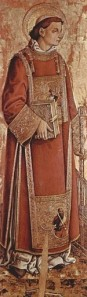 St Lawrence by Carlo Crivelli